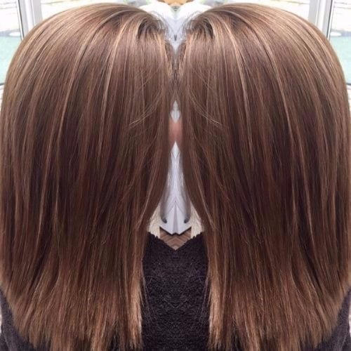 ash blonde highlights on red hair
