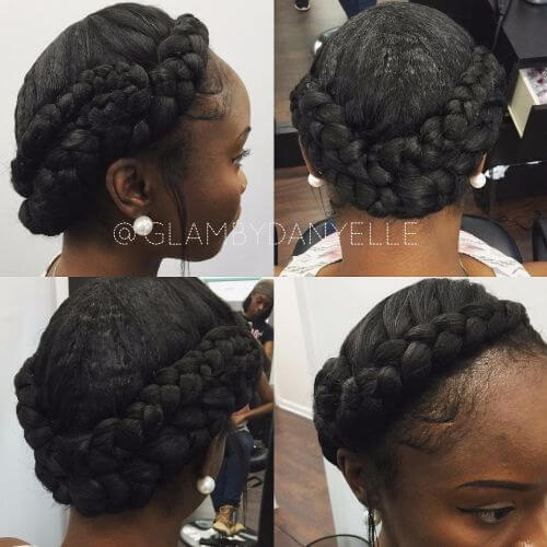 HD wallpapers easy natural hairstyles for short natural hair