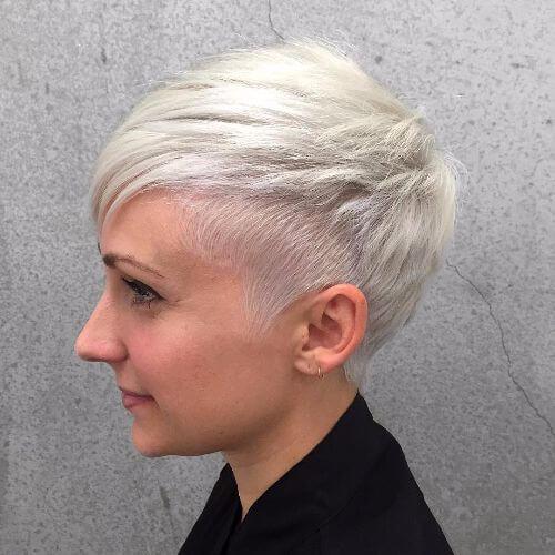 pixie cut for thin hair