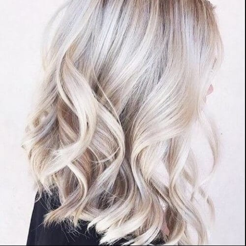 ash blonde dirty blonde hair
