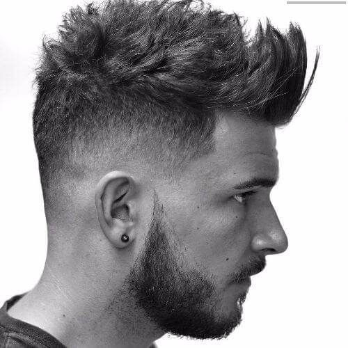 Cool High Fashion Hairstyle  Wacky Hair Styles  Pinterest
