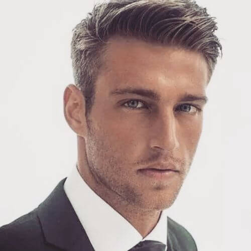 Brilliant 20 Hairstyles For Men With Thin Hair Hairstyle Inspiration Daily Dogsangcom
