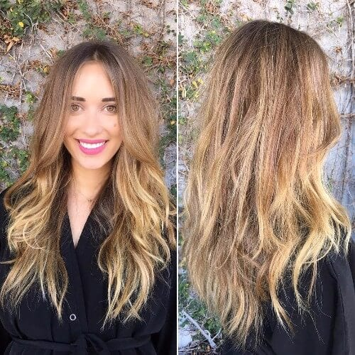 blonde highlights blonde hair