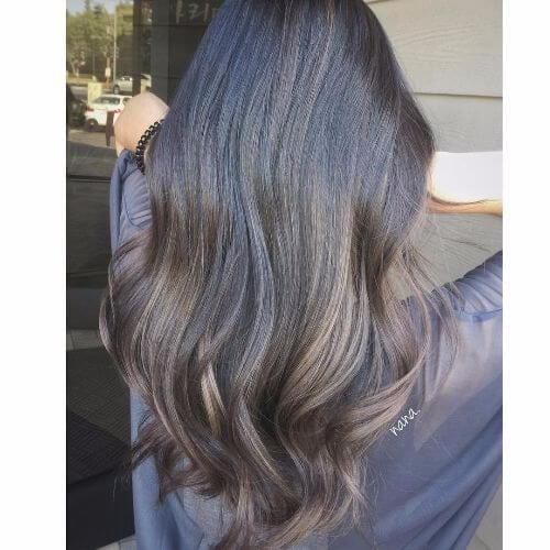 Ash Blonde amp Ombre Color Swatches Hair Extensions Hotheads