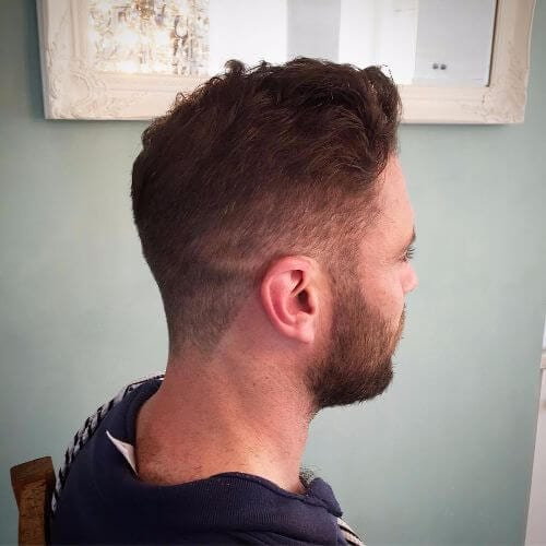 thinning hair hairstyle for men
