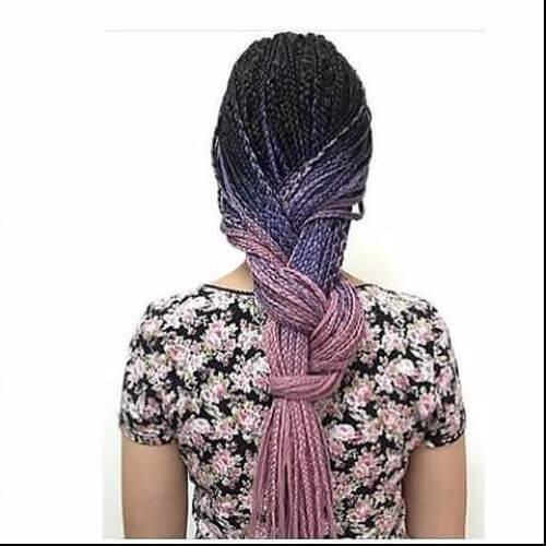 dutch braid box braids
