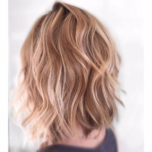 platinum blonde highlights on blonde hair