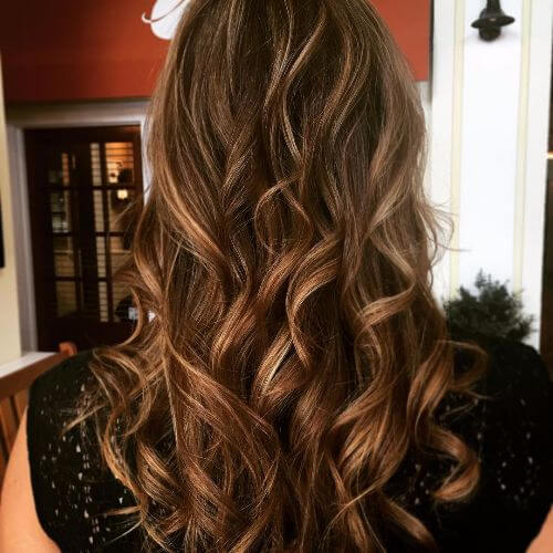 Hairstyles For Long Hair With Highlights : Hairstyles For Long Curly Hair For Kids also 2016 Long Hairstyles With ...