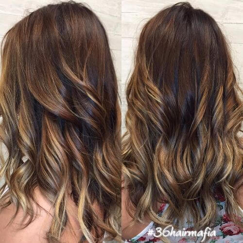 Honey blonde highlights in brown hair choice image hair honey blonde highlights for brown hair trendy hairstyles in the usa honey blonde highlights for brown pmusecretfo Image collections