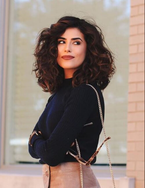 40 hairstyles for curly hair Outfits for short hair pinterest