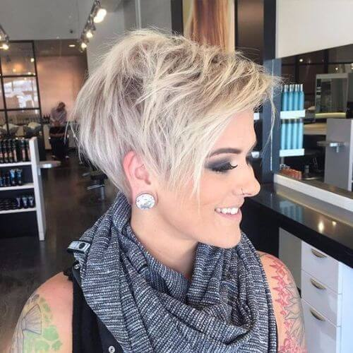 box short pixie cut