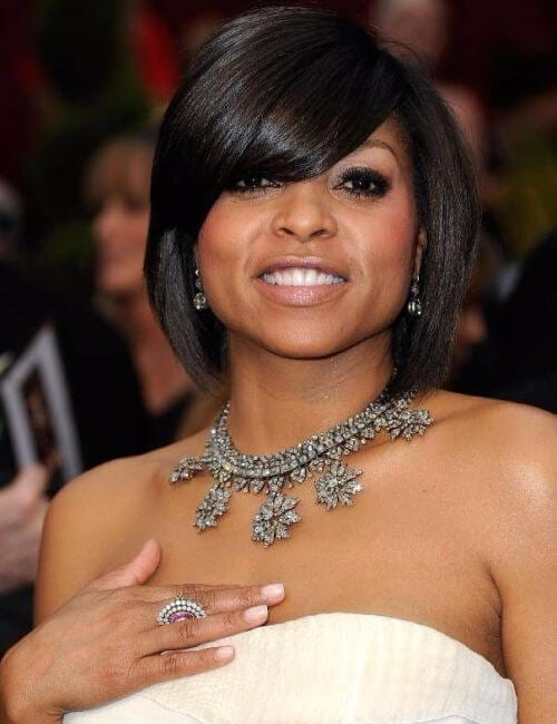 taraji p henson short hairstyles for black women