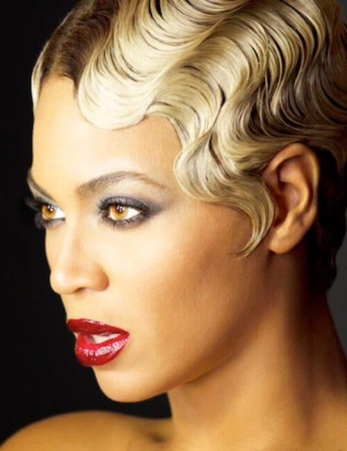 beyonce blast from the past short hairstyles for black women