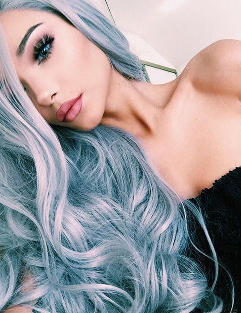 70 Grey Hair Styles Ideas And Colors My New Hairstyles