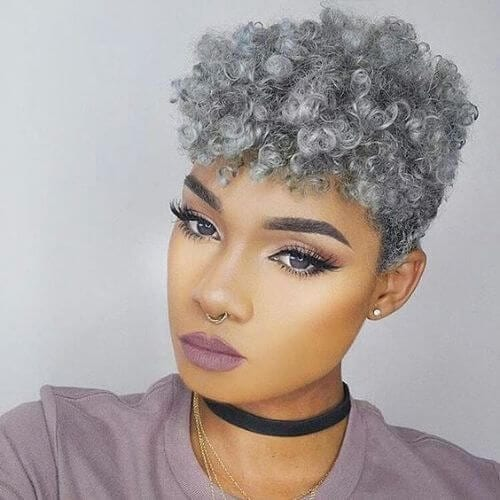 hipster natural hairstyles