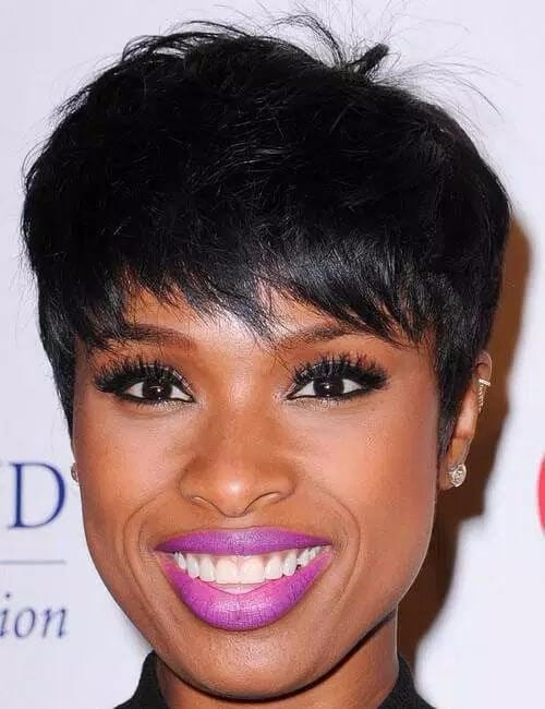 jennifer hudson short hairstyles for black women