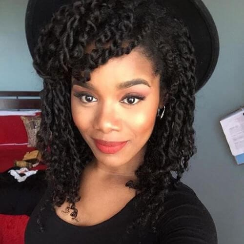 natural hairstyles example