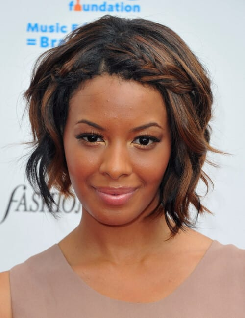 prom hair short hairstyles for black women