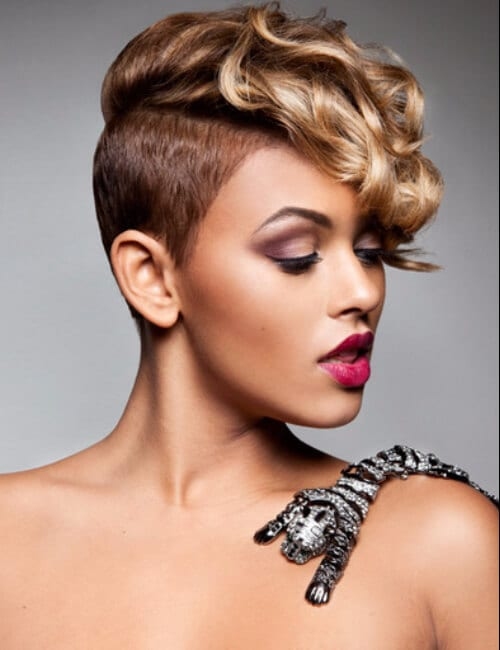 Awesome 70 Short Hairstyles For Black Women My New Hairstyles Short Hairstyles Gunalazisus