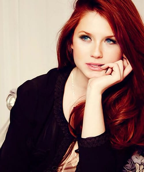 bonnie wright original ariel mermaid hair