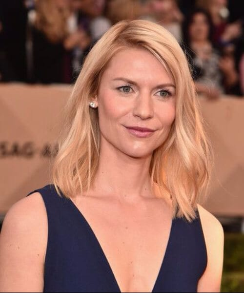 claire danes shoulder length hairstyles