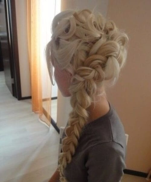 elsa frozen homecoming hairstyles
