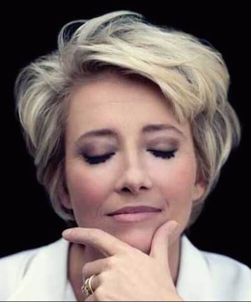 emma thompson hairstyles for women over 50