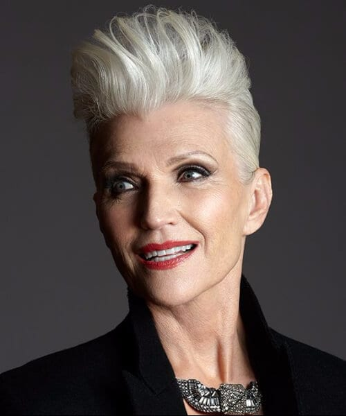 faux mohawk hairstyles for women over 50