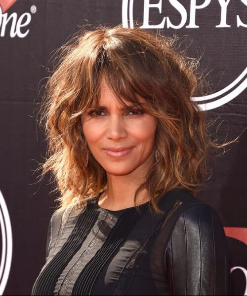 halle berry shoulder length hairstyles