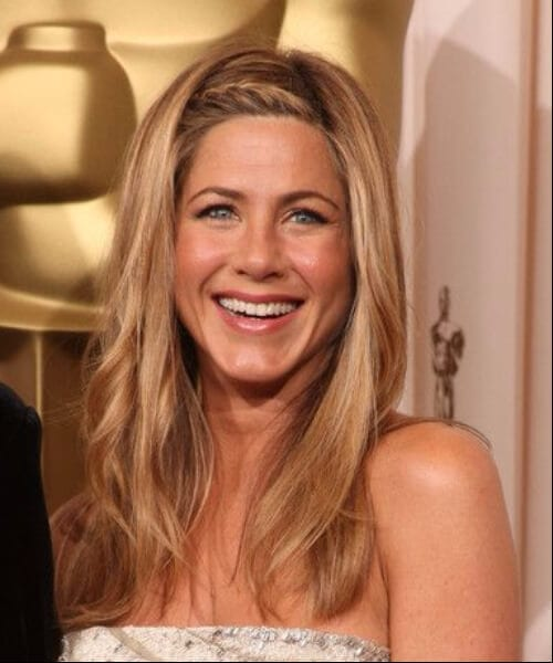 jennifer aniston oscar homecoming hairstyles
