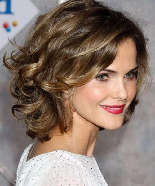 keri russell shoulder length hairstyles