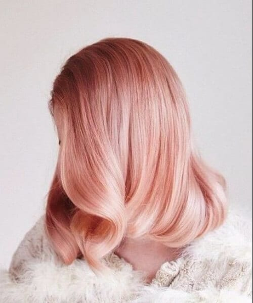 pearlescent mermaid hair