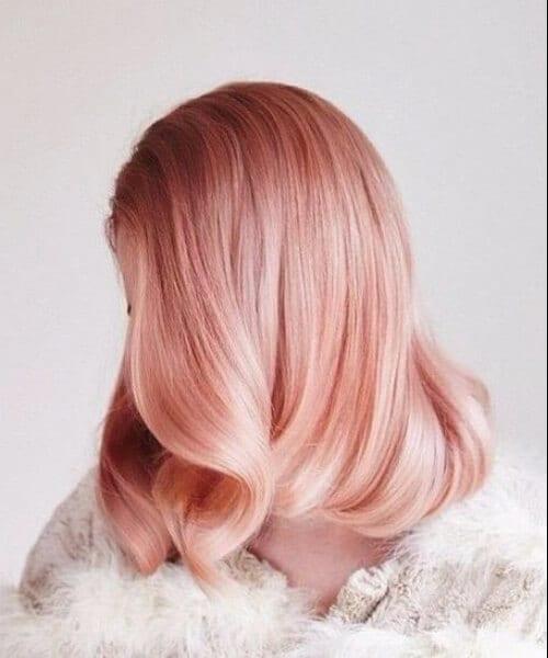 pearlescent mermaid hair