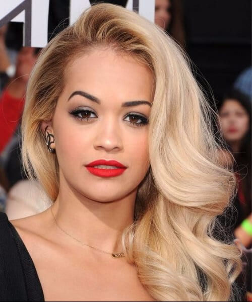 rita ora homecoming hairstyles