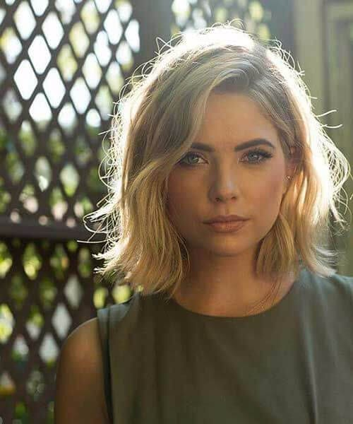 shoulder length hairstyles for fall