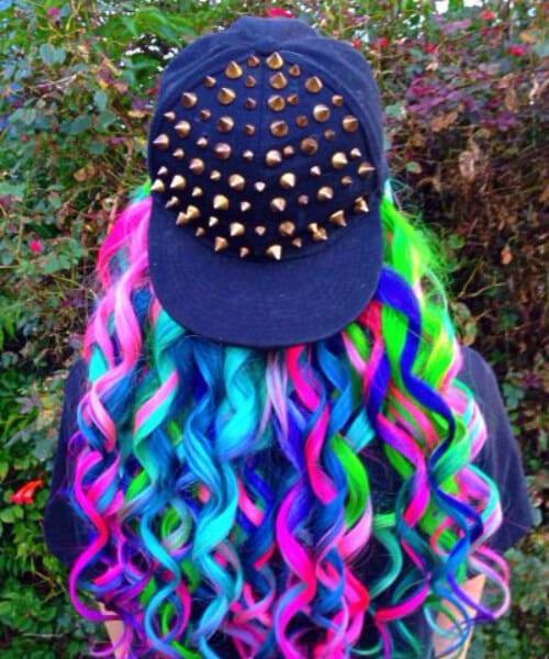 40 Amazing Ideas for Mermaid Hair