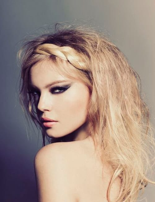 sultry updos for long hair