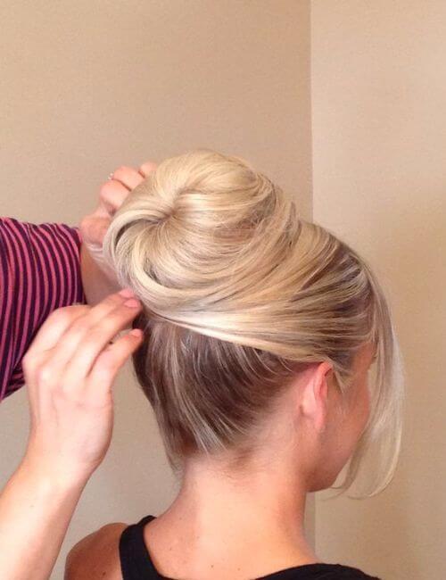 Audrey hepburn style bridesmaid hairstyles