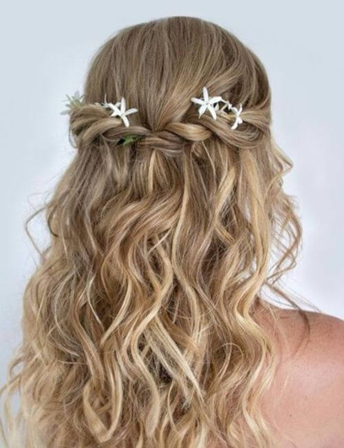 Incredible 50 Bridesmaid Hairstyles For Every Wedding My New Hairstyles Short Hairstyles Gunalazisus