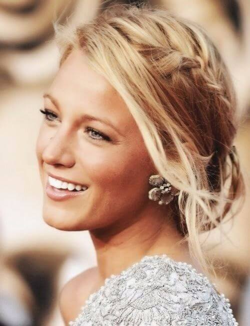 blake lively bridesmaids hairstyles