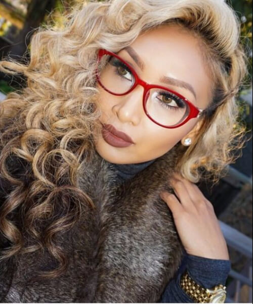 bossy classy blonde sew in hairstyles
