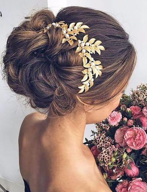 bridesmaids hairstyles hair accessories
