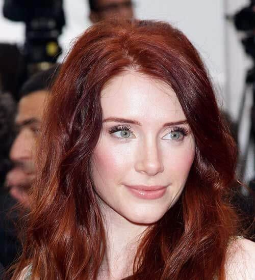 bryce dallas howard auburn hair color