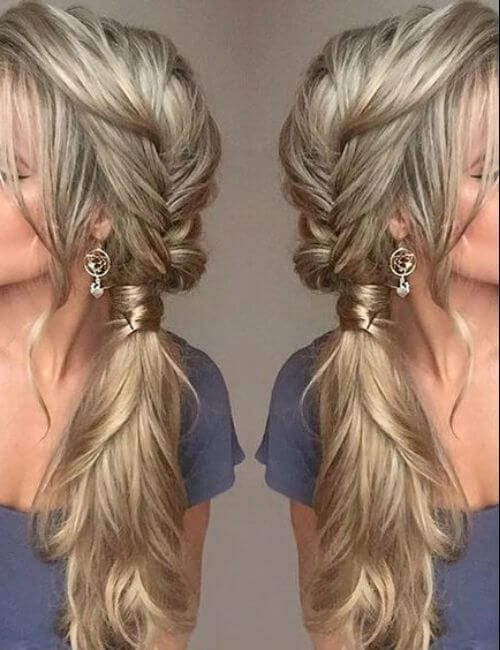 dirty blonde hair extensions bridesmaids hairstyles