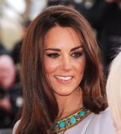 duchess of cambridge auburn hair color
