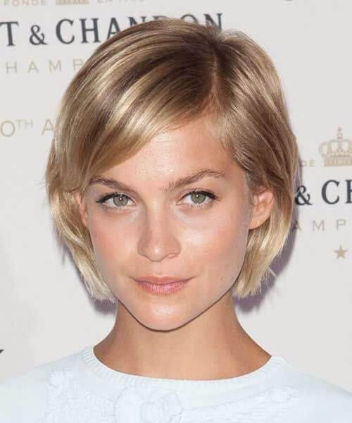 girl next door updos for short hair