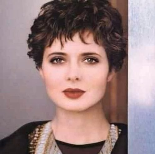 isabella rosellini haircuts for round faces