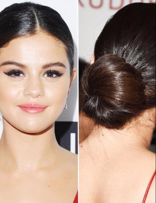 selena gomez bridesmaid hairstyles