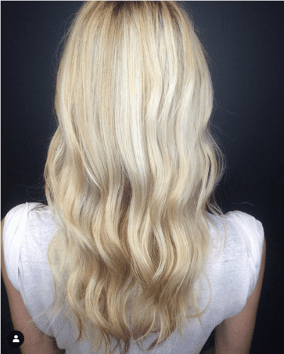blonde highlights on blonde hair