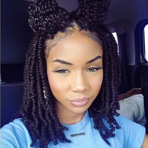 50 Wonderful Protective Styles For Afro Textured Hair My New Hairstyles